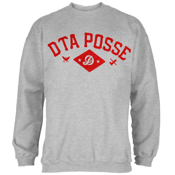 DTA - Patched Up Crewneck
