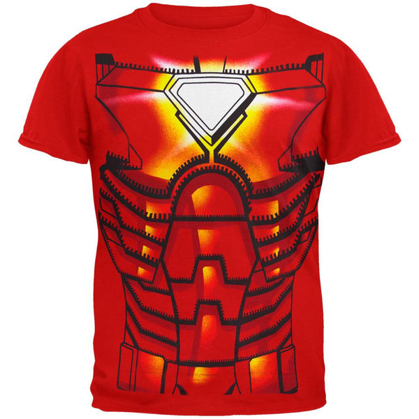 Iron Man - Costume Youth T-Shirt