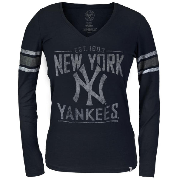 New York Yankees - Homerun Juniors Premium Long Sleeve T-Shirt