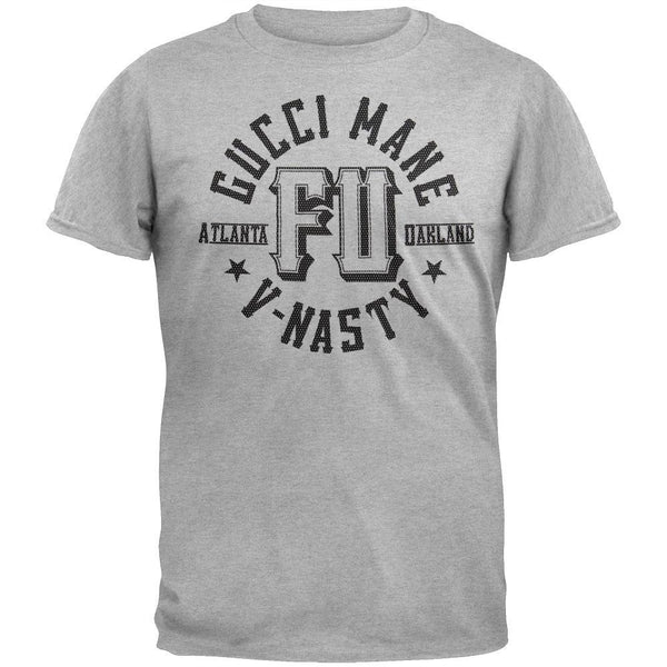 Gucci Mane - University Of Fu Soft T-Shirt