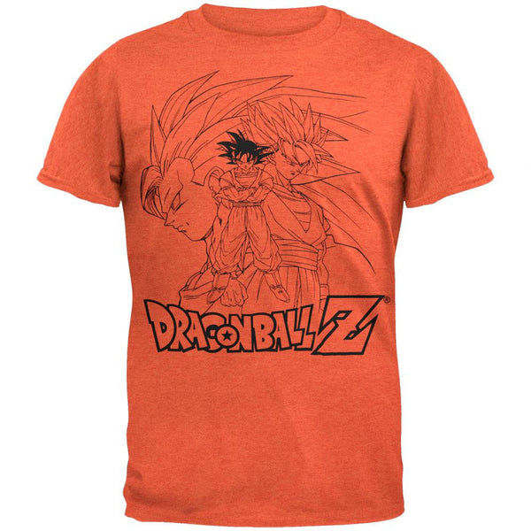 Dragonball Z - Goku Sketch Soft T-Shirt