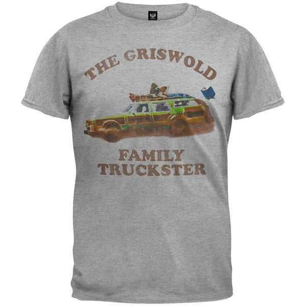 National Lampoons Vacation - Family Truckster Soft T-Shirt