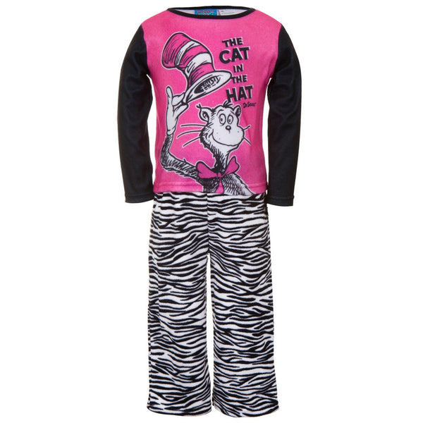 Dr. Seuss - Cat In The Hat Zebra Infant Sleep Set