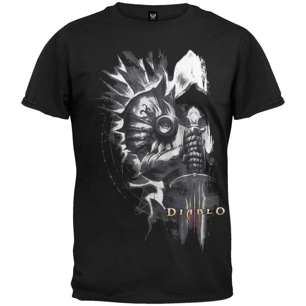 Diablo III - Tyrael Side T-Shirt