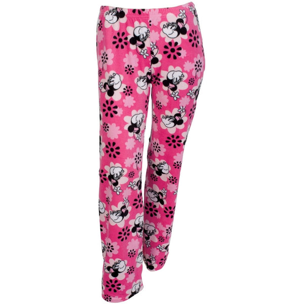 Minnie Mouse - Scattered Minnie Girls Youth Sleep Pants