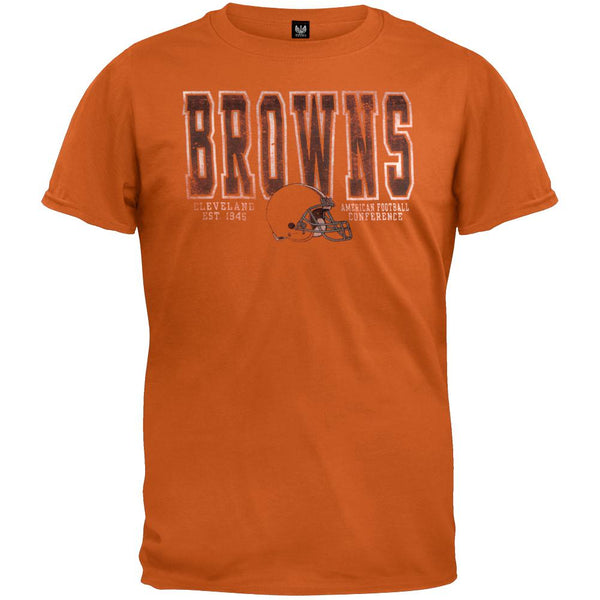 Cleveland Browns - Flanker Premium T-Shirt