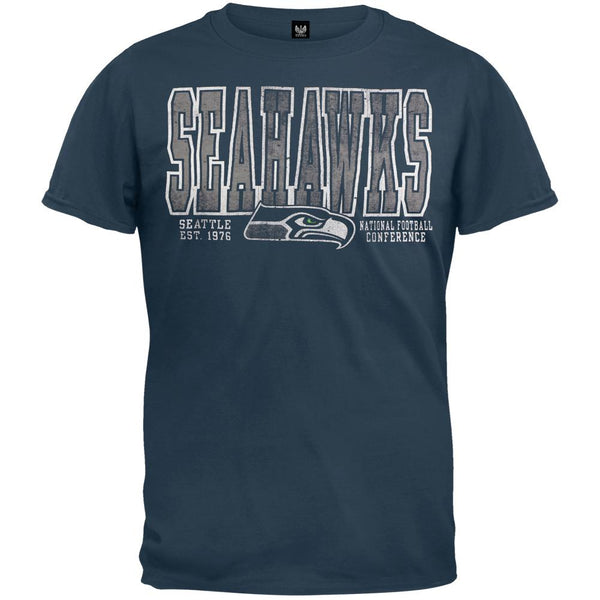 Seattle Seahawks - Flanker Premium T-Shirt