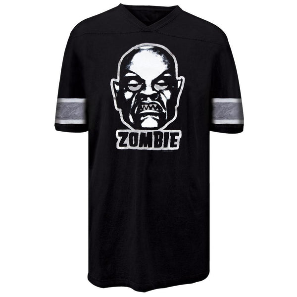 Rob Zombie - Robot Head - Football Jersey
