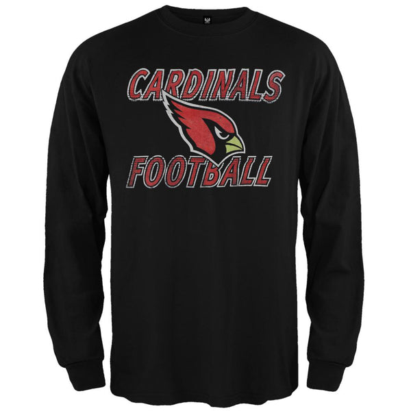 Arizona Cardinals - Flanker Logo Premium Long Sleeve T-Shirt