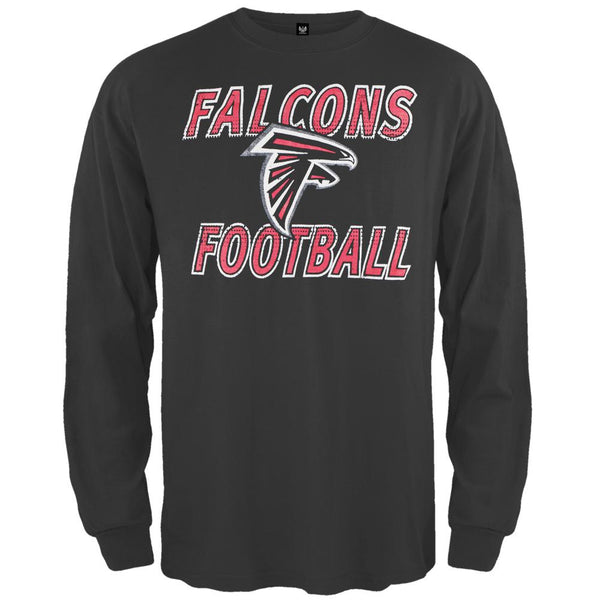 Atlanta Falcons - Flanker Logo Premium Long Sleeve T-Shirt