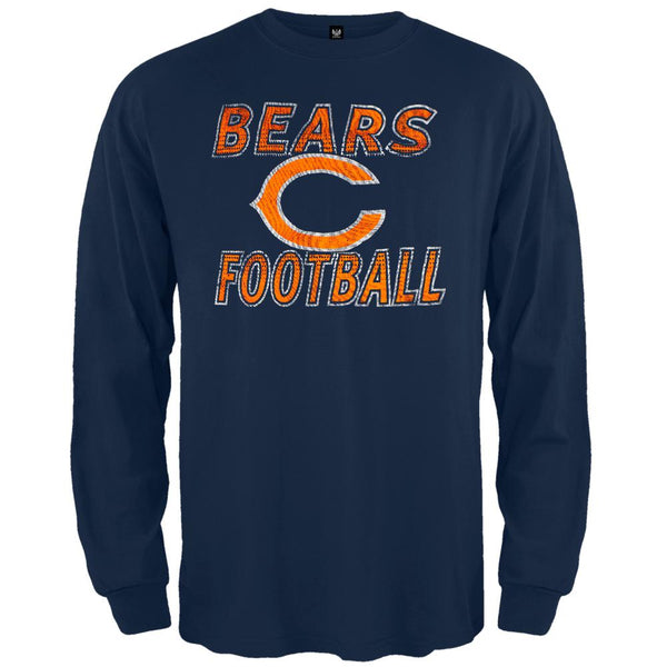 Chicago Bears - Flanker Logo Premium Long Sleeve T-Shirt