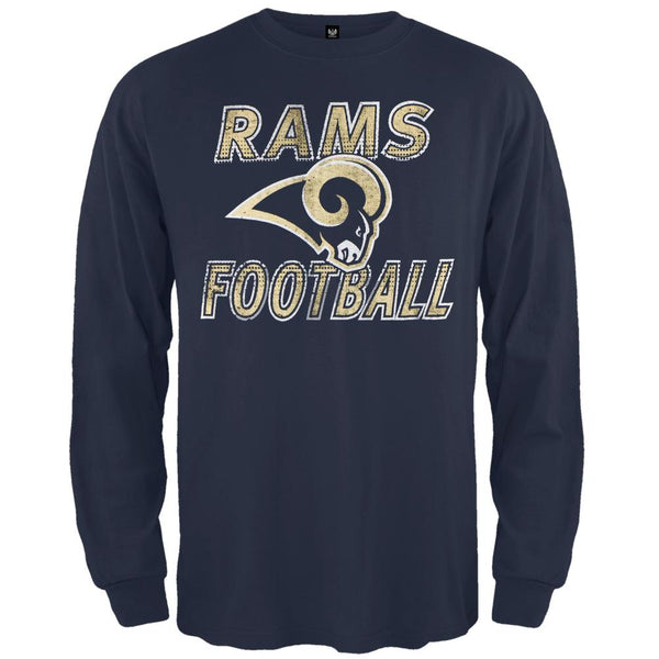 St. Louis Rams - Flanker Logo Premium Long Sleeve T-Shirt