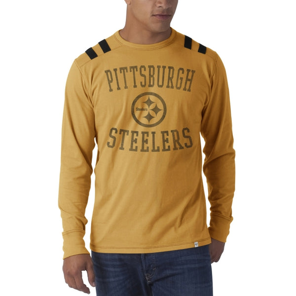 Pittsburgh Steelers - Bruiser Premium Long Sleeve T-Shirt
