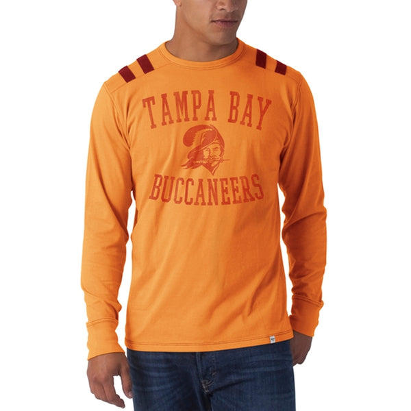 Tampa Bay Buccaneers - Bruiser Premium Long Sleeve T-Shirt