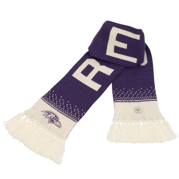 Baltimore Ravens - Logo Magic Mountain Juniors Scarf