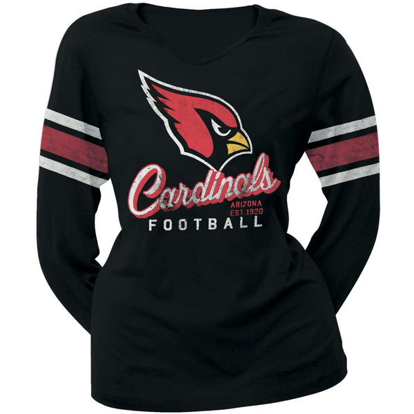 Arizona Cardinals - Homerun Premium Juniors Long Sleeve T-Shirt