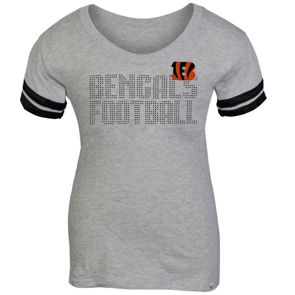 Cincinnati Bengals - Showtime Premium Juniors Scoop T-Shirt