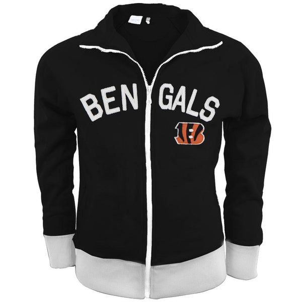 Cincinnati Bengals - Tennis Premium Juniors Stretch Track Jacket