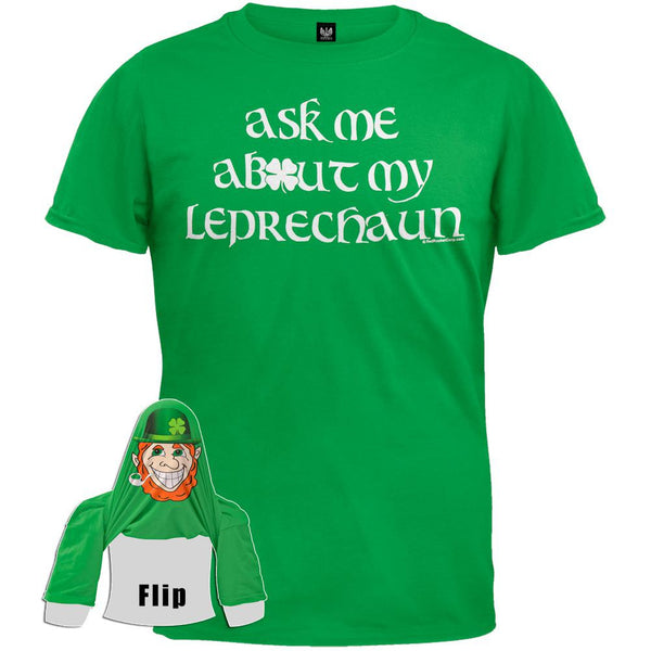 Ask Me About My Leprechaun T-Shirt