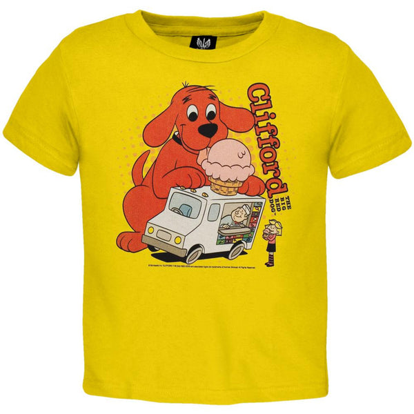 Clifford - Ice Cream Toddler T-Shirt