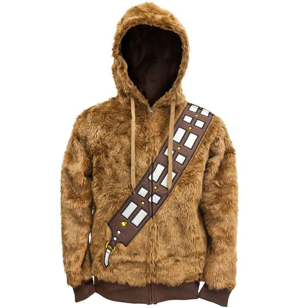 Star Wars - I Am Chewie Juvy Costume Zip Hoodie