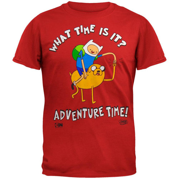 Adventure Time - Fist Dap Up High T-Shirt