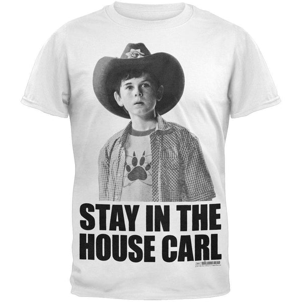 Walking Dead - Stay In The House T-Shirt