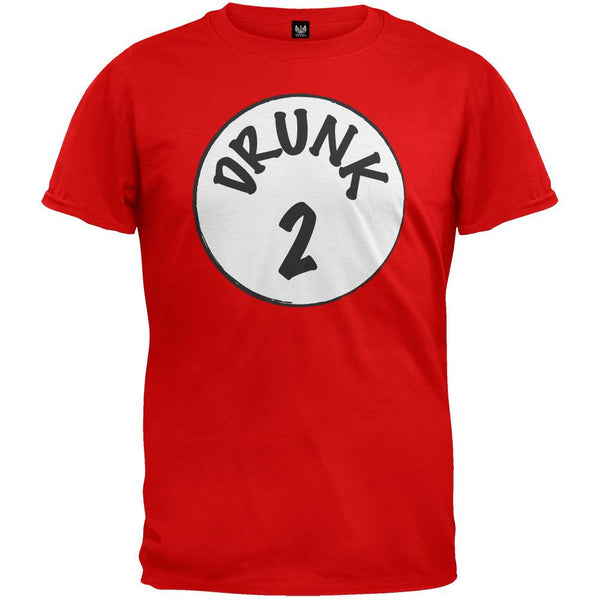 Drunk Two T-Shirt