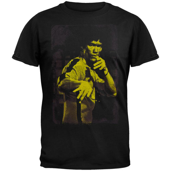 Bruce Lee - Pose Soft T-Shirt