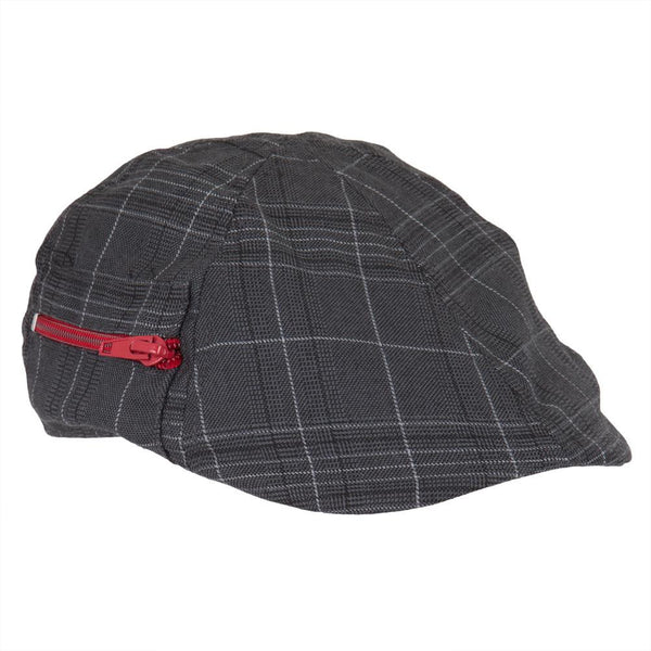 Peter Grimm - Lester Black Cloth Driving Cap
