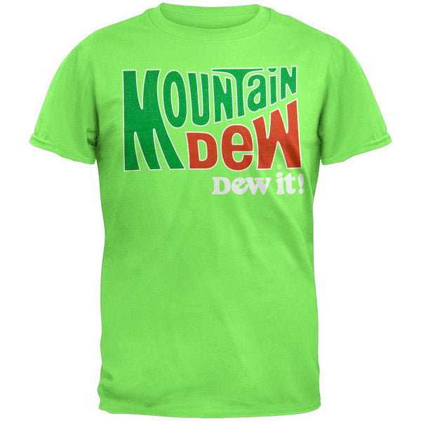 Mountain Dew - Urban Dew Soft T-Shirt