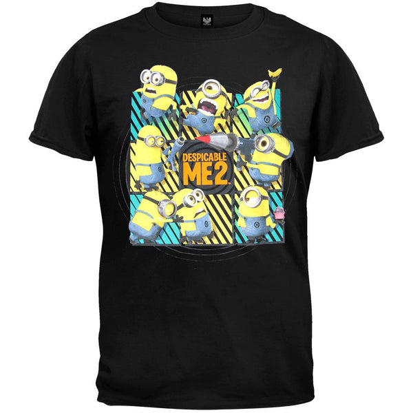 Despicable Me - Be Serious Youth T-Shirt