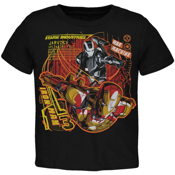 Iron Man - Iron and Steel Juvy T-Shirt
