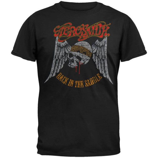 Aerosmith - Back In the Saddle T-Shirt