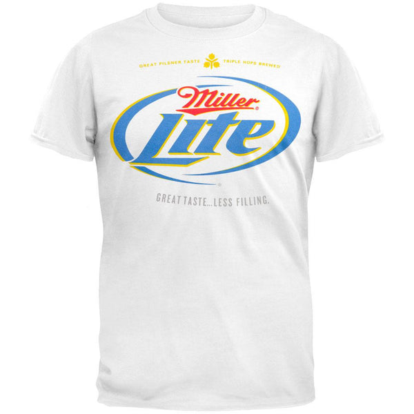 Miller Lite - Can Art T-Shirt