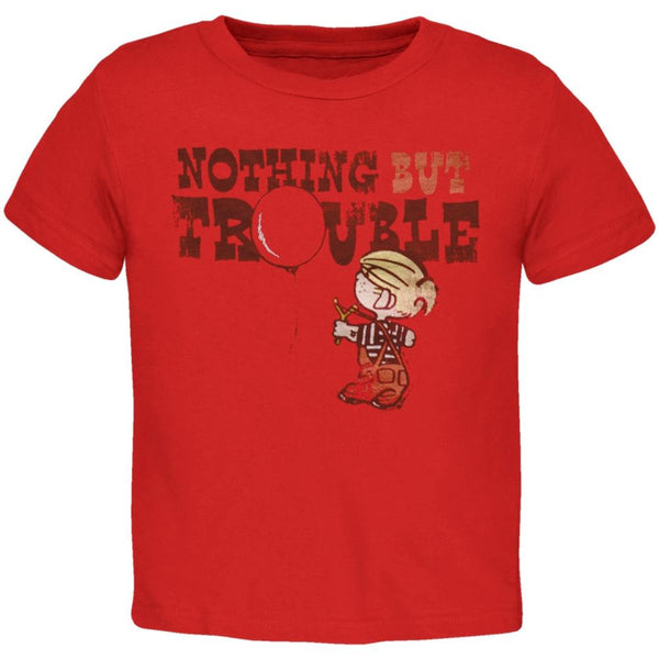 Dennis The Menace - Trouble Juvy T-Shirt