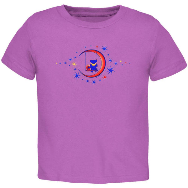 Grateful Dead - Moon Swing Purple Juvy T-Shirt