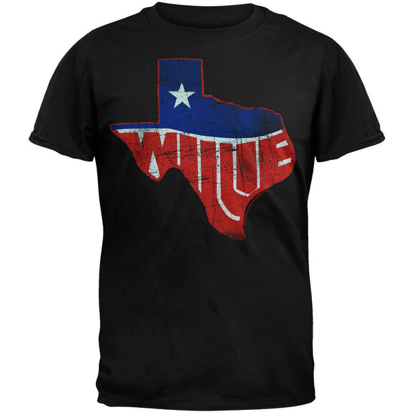 Willie Nelson - Texas Renegade T-Shirt