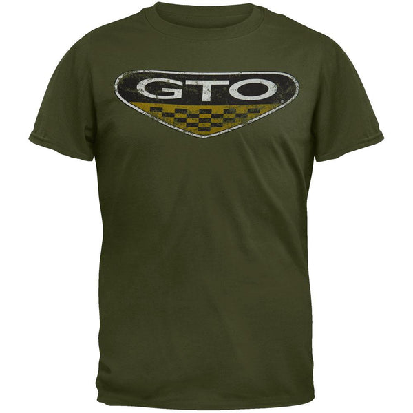 Chevrolet - Distressed GTO Youth T-Shirt