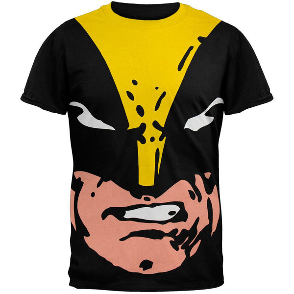 Wolverine - Big Head Subway T-Shirt