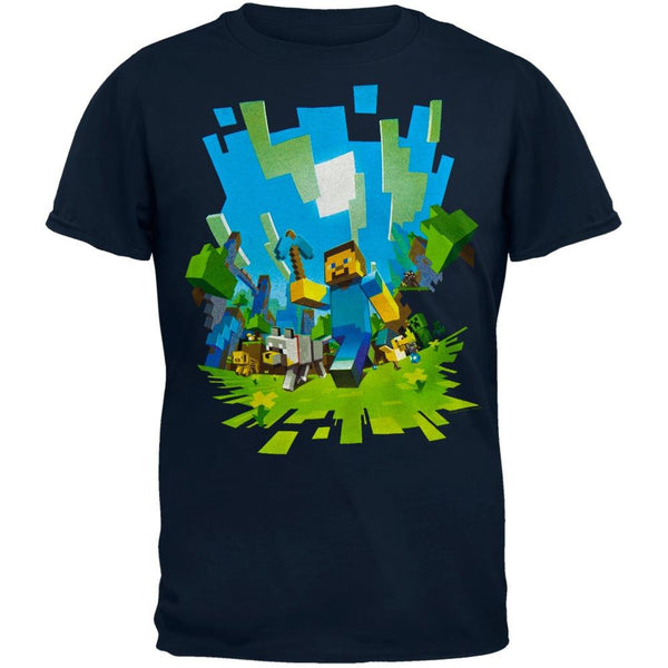 Minecraft - Adventure Youth T-Shirt