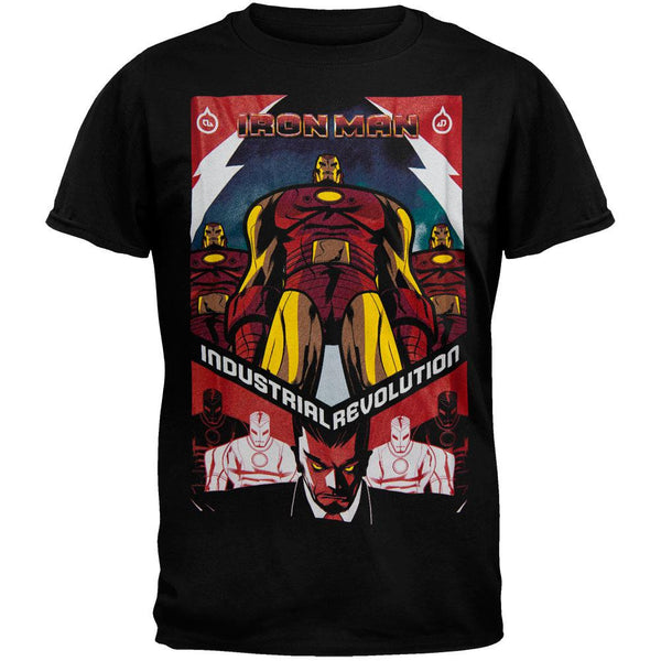 Iron Man - Iron Rev T-Shirt