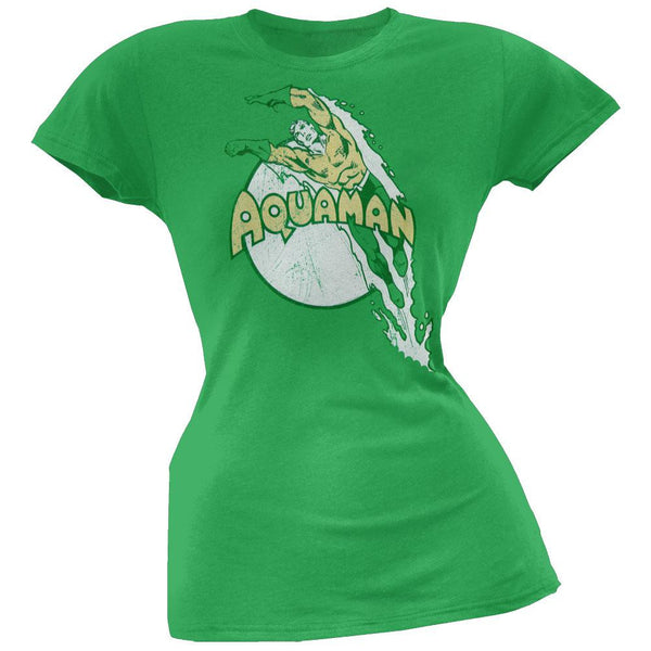 Aquaman - Splash Juniors T-Shirt