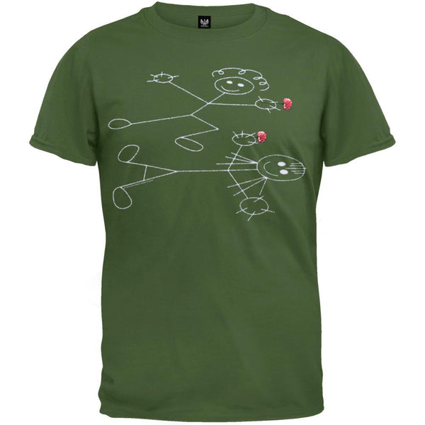 Korn - Chalked T-Shirt