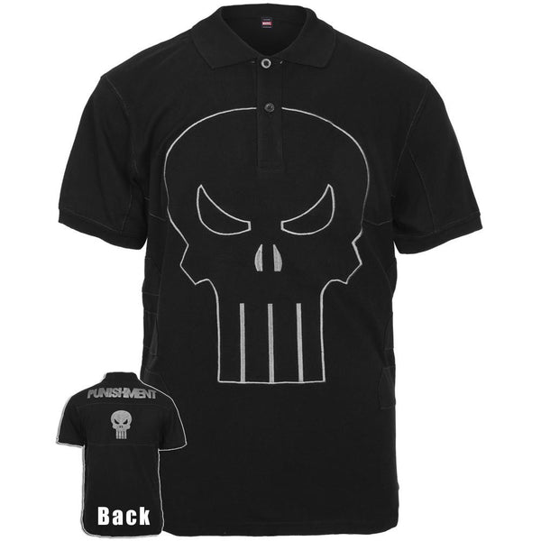 Punisher - Frank's Polo Shirt