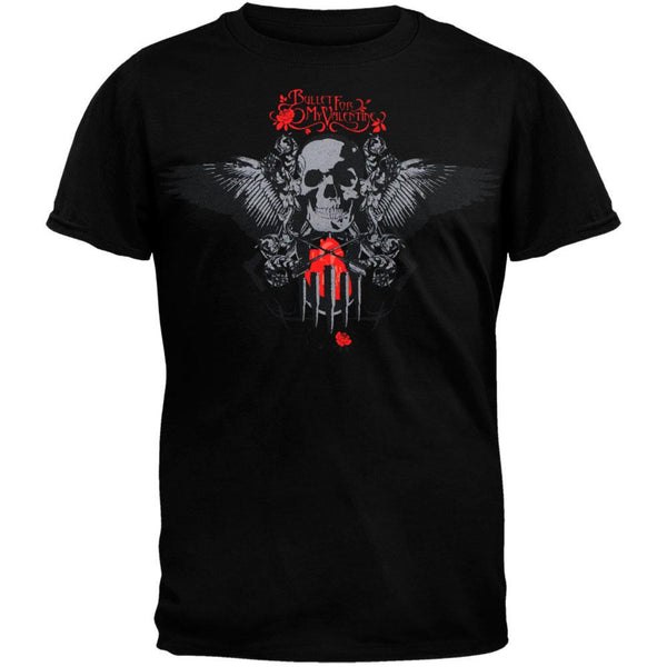 Bullet For My Valentine - Crest Youth T-Shirt