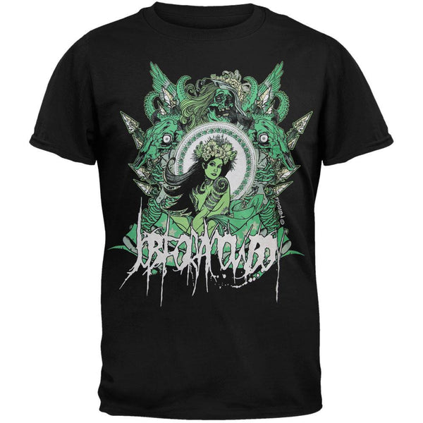 Job For a Cowboy - Reaper Maiden Youth T-Shirt