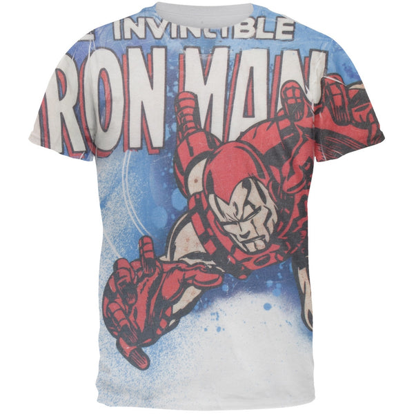 Iron Man - Dive All-over Soft T-Shirt