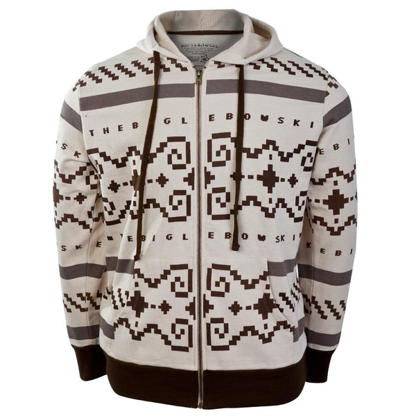 Big Lebowski - Sweater Zip Costume Hoodie