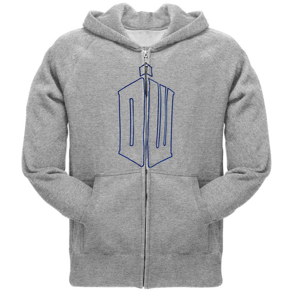 Doctor Who - The TARDIS Zip Hoodie
